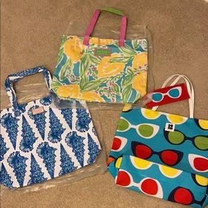 NWT Estée Lauder Tote Bags